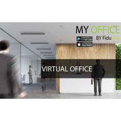 UAE Dubaï Bureau Virtuel 1 an