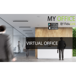 Singapour Bureau Virtuel 1 an